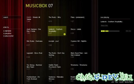 MusicBox 2.3.5 Null - ������ ������������ �������