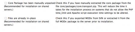 MODx CMS 2.0
