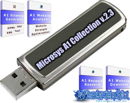 Portable Microsys A1 Collection v.2.3 Rus