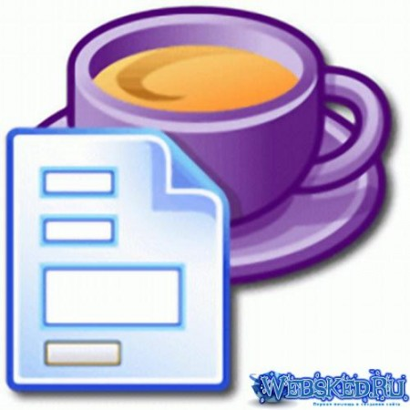 CoffeeCup Web Form Builder 8.1