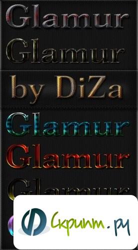 Glamur styles