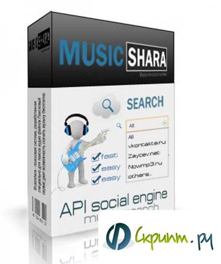 API ver 0.1 MS поиск музыки