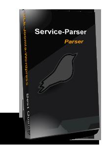 Service parser 9.1 - универсальный парсер