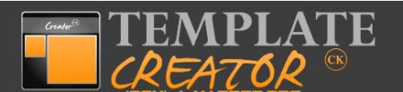 Template Creator CK v1.3.0 под joomla