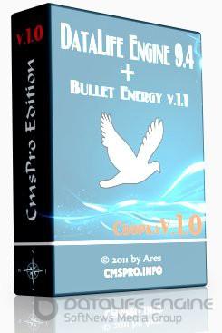 DLE 9.4 & Bullet Energy v.1.1 by CmsPro v.1.0