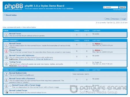 phpBB 3.0.9 Ru