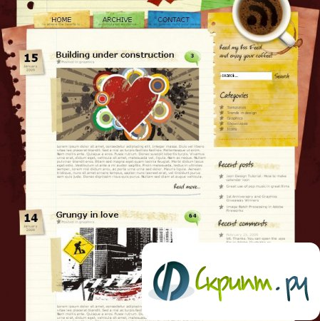 Paper Blog