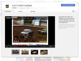 Google Chrome ������ ����� � ��������