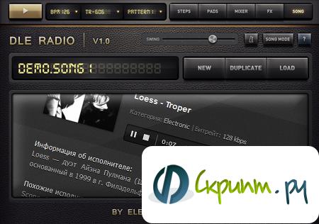 DLE Radio v1.0