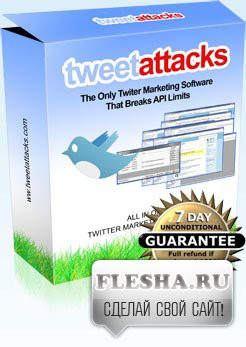 Tweetattacks v2.7.6.1 Latest version