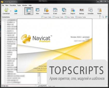 PremiumSoft Navicat Premium 10.0.3