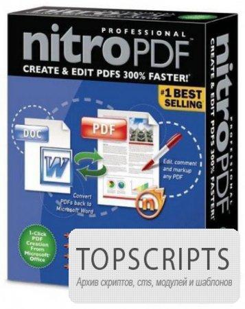 Nitro PDF Professional v 7.2.0.15