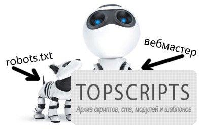 Правильный robots.txt для Dle