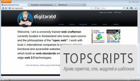 FancyUpload - загрузка файлов на сервер со страниц сайта