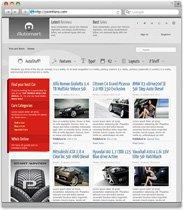 BT autoMart – шаблон автомобильной тематики joomla