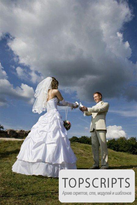 Превосходные свадебные фотографии
