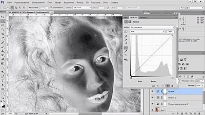 Видеоурок Photoshop Убрать блеск и блики с фотографии