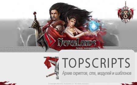 Скрипт браузерной игры Neverlands