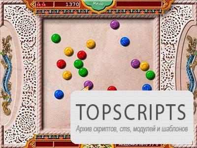 Игра головоломка Бато Сокровища Тибета