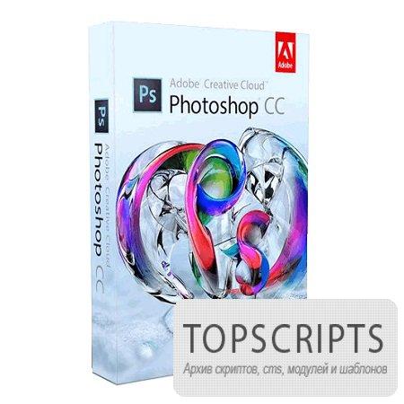 Adobe Photoshop CC ( v.14.0, DVD, RUS / ENG )