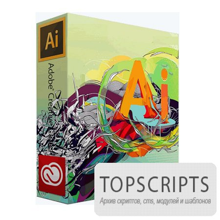 Adobe Illustrator CC ( v.17.0, DVD, RUS / ENG )