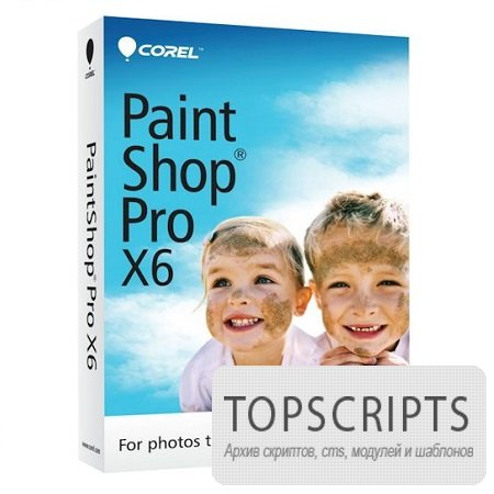 Corel Paintshop Pro X6 ( v.16.0.0.113, Multi )