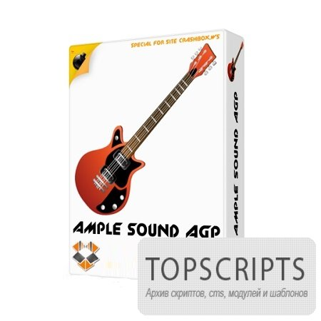 Ample Sound - AGF ( v.1.2.6, 2013 )