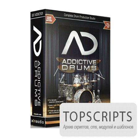 XLN Audio - Addictive Drums ( v.1.5.7 VSTi, 2013 )
