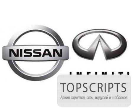 Nissan Infiniti Fast ( v.4.91, ENG, 2013 )