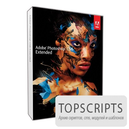 Adobe Photoshop CS6 ( v.13 1.2, Rus, 2013 )