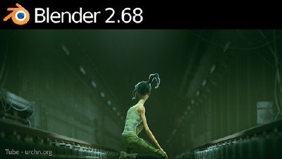 Blender 2.68.0 r58368 Final Portable