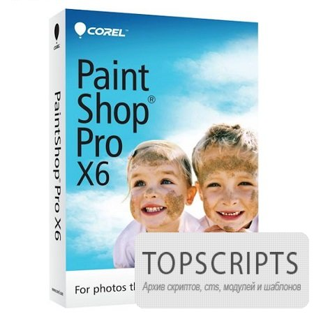 Corel Paintshop Pro X6 ( v.16.1.0.48, Multi / Rus )