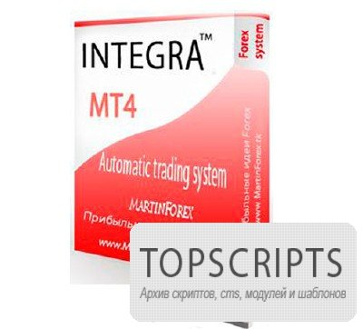 Советник Forex MT4 - Integra NR v2.8.5
