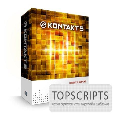 Native Instruments – Kontakt 5 ( 5.3.0, 2013 )